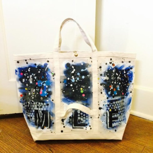 meredith tote