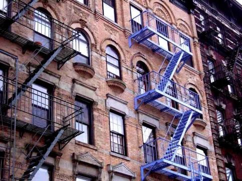 fire escape