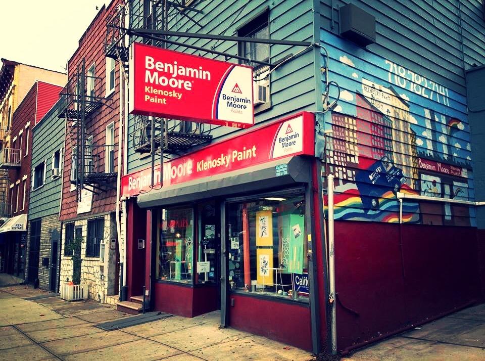 good morning brooklyn plutonium paint