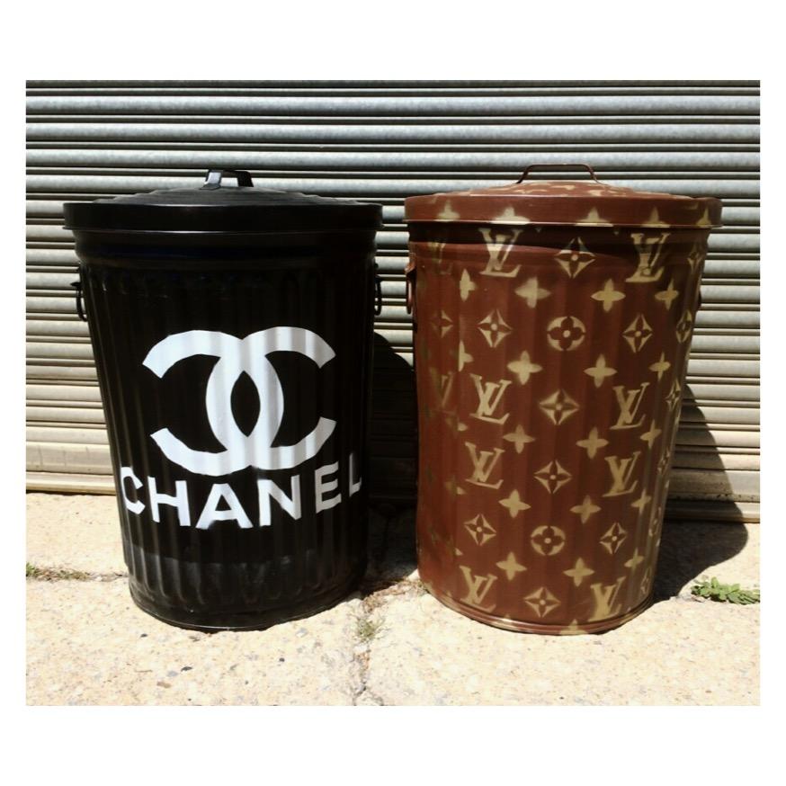 Louis Vuitton Garbage Bag ryan humphrey – plutonium™ paint