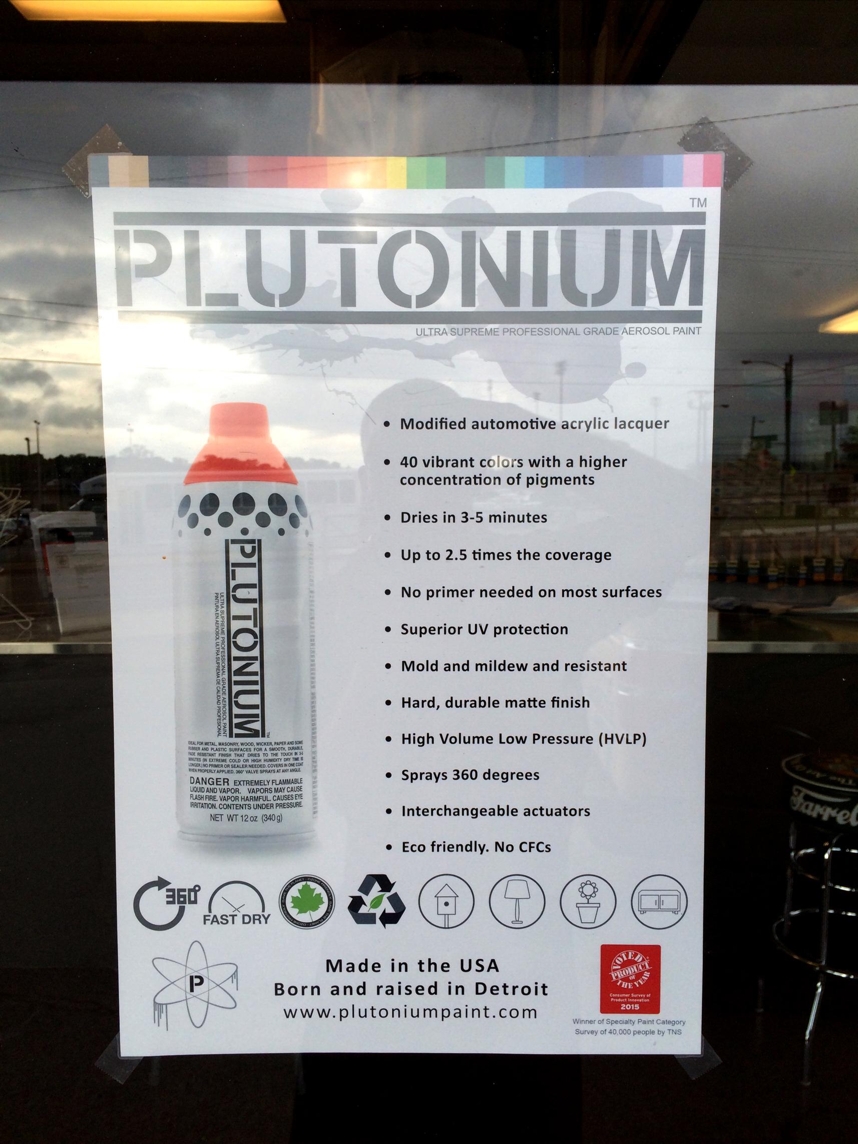 hardware store – Plutonium™ Paint